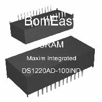 DS1220AD-100IND - Maxim Integrated Products