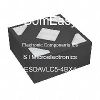 ESDAVLC5-4BX4 - STMicroelectronics