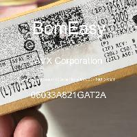 06033A821GAT2A - AVX Corporation - Multilayer Ceramic Capacitors MLCC - SMD/SMT