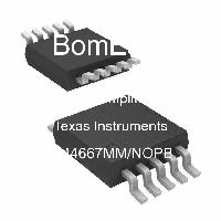 LM4667MM/NOPB - Texas Instruments