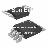 LMP7718MM/NOPB - Texas Instruments