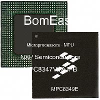 MPC8347VVAJFB - NXP Semiconductors