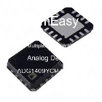 ADG1409YCPZ-REEL7 - Analog Devices Inc