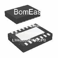 LM4666SDX/NOPB - Texas Instruments