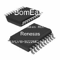 UPD78F9222MC-5A4-A - Renesas Electronics Corporation