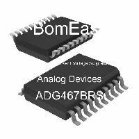 ADG467BRS - Analog Devices Inc - TVS Diodes - Transient Voltage Suppressors