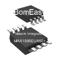 MAX1595EUA50+ - Maxim Integrated Products