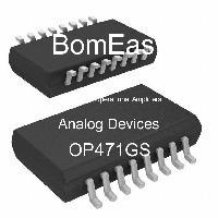 OP471GS - Analog Devices Inc - Bộ khuếch đại hoạt động tốc độ cao