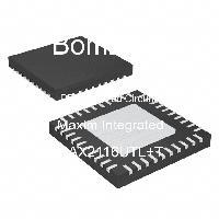 MAX2116UTL+T - Maxim Integrated Products