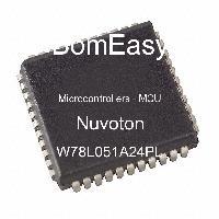 W78L051A24PL - Nuvoton Technology Corporation of America