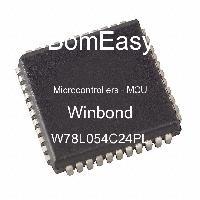 W78L054C24PL - Nuvoton Technology Corp