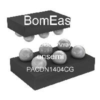 PACDN1404CG - ON Semiconductor