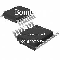 MAX4590CAE+ - Maxim Integrated Products