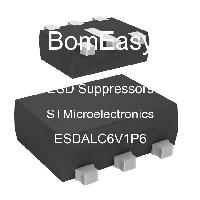 ESDALC6V1P6 - STMicroelectronics