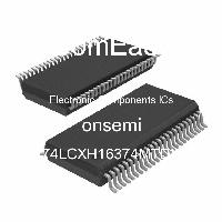 74LCXH16374MTDX - ON Semiconductor