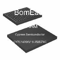 CY7C1420KV18-250BZXC - Cypress Semiconductor
