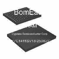 CY7C1411SV18-250BZC - Cypress Semiconductor