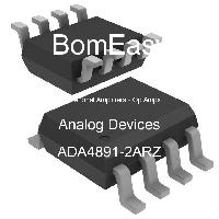 ADA4891-2ARZ - Analog Devices Inc