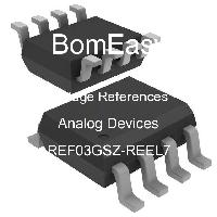 REF03GSZ-REEL7 - Analog Devices Inc
