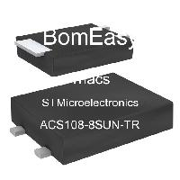 ACS108-8SUN-TR - STMicroelectronics - Triacs