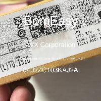 0402ZC103KAJ2A - AVX Corporation - Multilayer Ceramic Capacitors MLCC - SMD/SMT