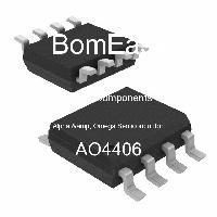 AO4406 - Alpha & Omega Semiconductor