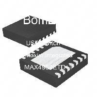 MAX4989ETD+T - Maxim Integrated Products