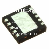 MAX11102ATB+T - Maxim Integrated