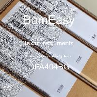 OPA404BG - Texas Instruments - Bộ khuếch đại hoạt động - Op Amps
