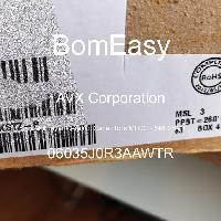 06035J0R3AAWTR - AVX Corporation - Multilayer Ceramic Capacitors MLCC - SMD/SMT