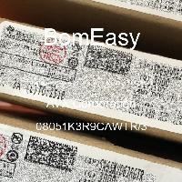 08051K3R9CAWTR/3 - AVX Corporation - Multilayer Ceramic Capacitors MLCC - SMD/SMT