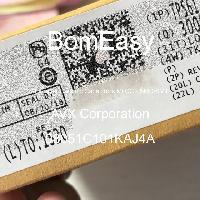 08051C101KAJ4A - AVX Corporation - Multilayer Ceramic Capacitors MLCC - SMD/SMT
