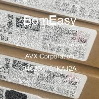 04025C101KAJ2A - AVX Corporation - Multilayer Ceramic Capacitors MLCC - SMD/SMT