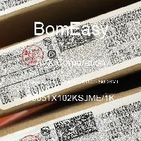 08051X102KSJME/1K - AVX Corporation - Multilayer Ceramic Capacitors MLCC - SMD/SMT