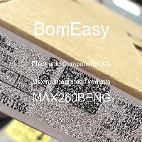 MAX260BENG - Maxim Integrated Products
