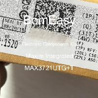 MAX3721UTG+T - Maxim Integrated Products