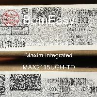 MAX2115UGH-TD - Maxim Integrated