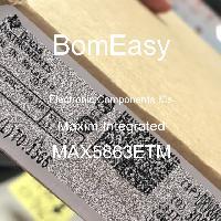 MAX5863ETM - Maxim Integrated