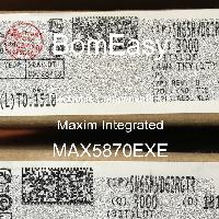 MAX5870EXE - Maxim Integrated