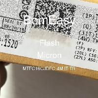 MTFC16GJDEC-4M IT TR - Micron Technology Inc.