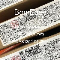 NAS1352-04-6P - NAS Screws