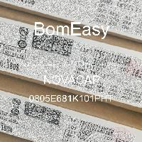 0805E681K101PHT - NOVACAP - Multilayer Ceramic Capacitors MLCC - SMD/SMT