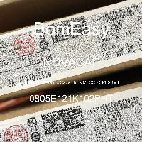 0805E121K102PHT - NOVACAP - Multilayer Ceramic Capacitors MLCC - SMD/SMT