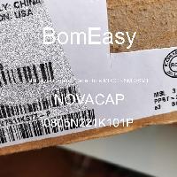 0805N221K101P - NOVACAP - Multilayer Ceramic Capacitors MLCC - SMD/SMT