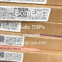 0W635-004-XTP - ON Semiconductor - Audio DSPs