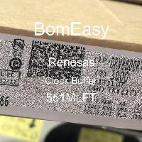 551MLFT - Renesas Electronics Corporation - Clock Buffer