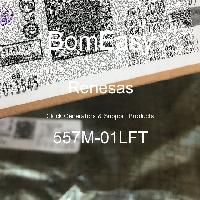 557M-01LFT - Renesas Electronics Corporation - Sản phẩm hỗ trợ & tạo đồng hồ