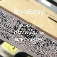 EMIF04-1502M8 - STMicroelectronics