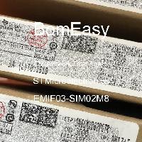 EMIF03-SIM02M8 - STMicroelectronics