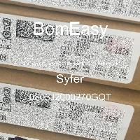 0805J2000270GQT - Syfer - Multilayer Ceramic Capacitors MLCC - SMD/SMT